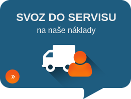 svoz do servisu
